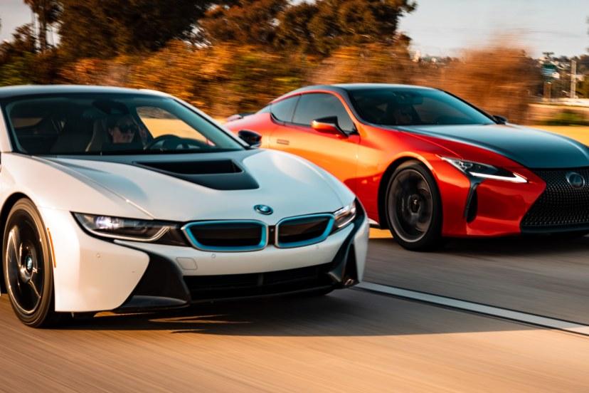 Luxury Car Rental Company In San Diego